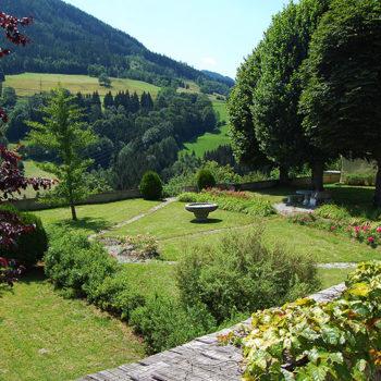 Burg Strechau, Steiermark, Østerrike