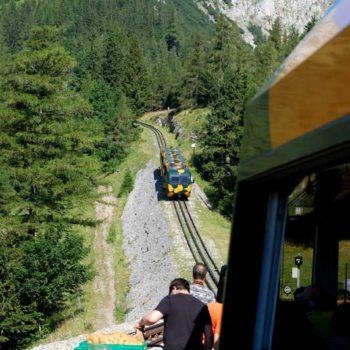 Schneebergbahn, Niederösterreich, Østerrike