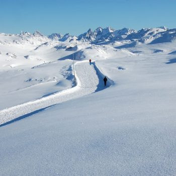 Gottesackerplatået, Kleinwalsertal, Vorarlberg, Østerrike