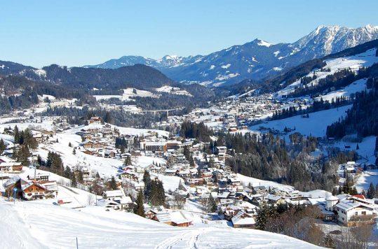 Kleinwalsertal, Vorarlberg, Østerrike
