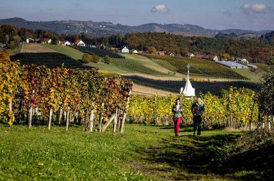 Klöch. Steiermark. Østerrike