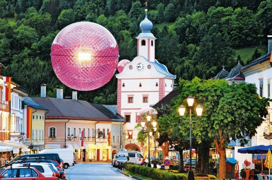 Kunstnerbyen Gmünd i Kärnten