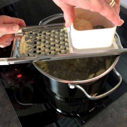 Käsespätzle - matoppskrift fra Østerrike Spesialisten