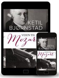 Boktips: Veien til Mozart - E-bok