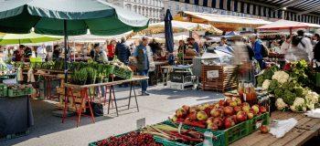 Opplev Wiens fargerike markeder - Østerrike