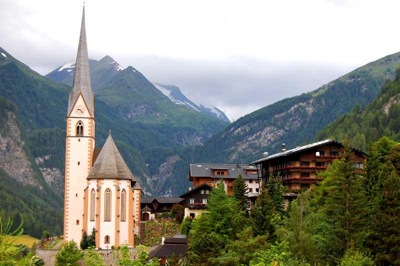 Heiligenblut, Kärnten, Østerrike