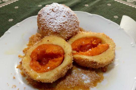 Marillenknödel - aprikosknødel