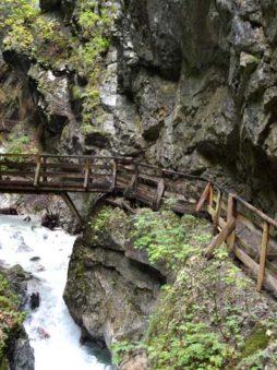 Wolfsklamm, Tirol, Østerrike