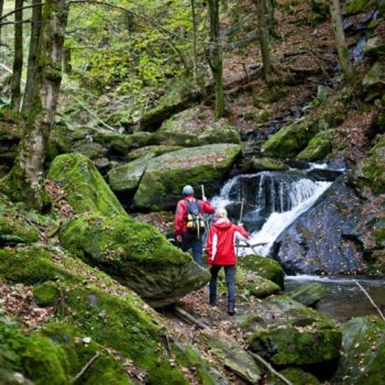 Vandrelandsbyen Soboth I Steiermark byr på et herlig turterreng